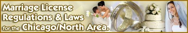 Marriage License Regulations and Laws for IL
